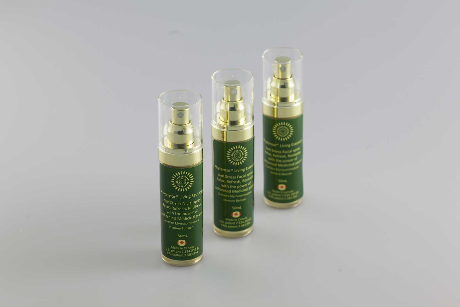 spray line living essences anti stress