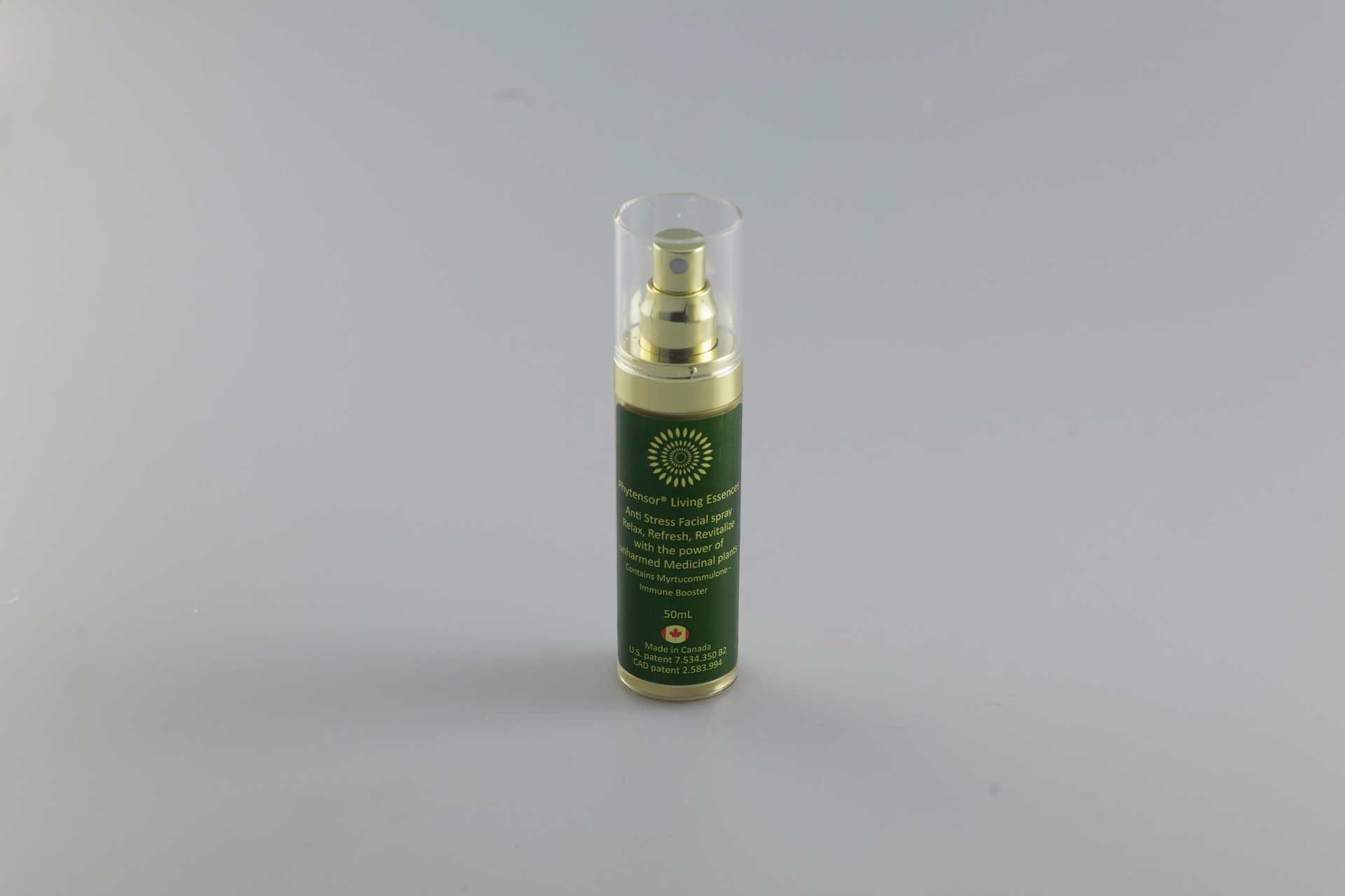 spray single living essences anti stress